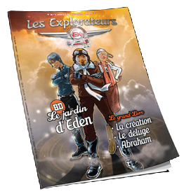 Les Explorateurs (abonnement 1 an)