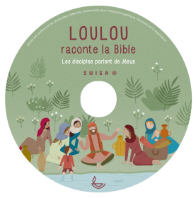 Loulou raconte la Bible - Tome 5 - CD