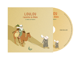 Loulou raconte la Bible - CD