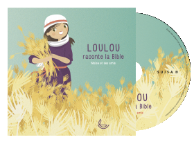 Loulou raconte la Bible - Tome 2 - CD